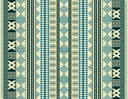 Brown ethnic texture  Illustration