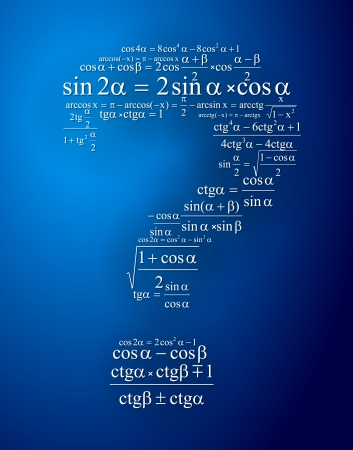 mathematical symbol: Question mark to create one of the mathematical formulas