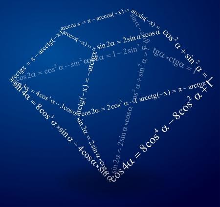 calculus: Volumetric figure of trigonometric formulas