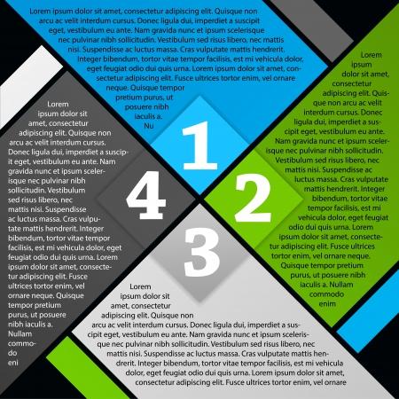 brochure page design