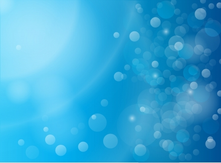 lit: Abstract blue background Illustration