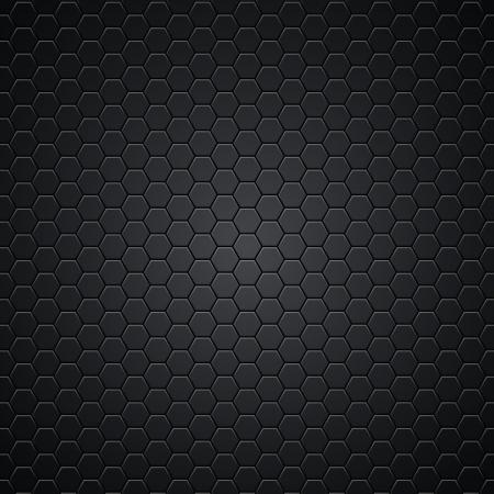 carbon fiber: Carbon metálica textura perfecta