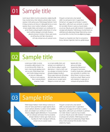 set of design elements. Stock Vector - 20824579