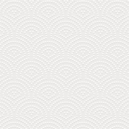 wipe: White napkin texture. Vector illustration. Illustration