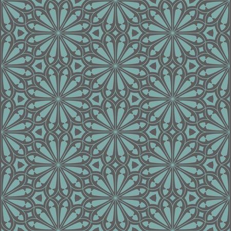 seamless floral: Seamless floral background. Vector illustration Illustration