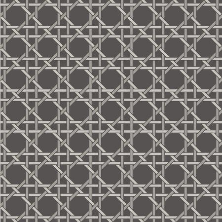arabesque pattern: Decorative seamless islamic pattern. Vector image. Illustration