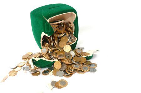 plundering: Veilig naar huis te slaan economieën.