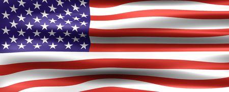 Symbol des Landes: Vereinigte Staaten Kennzeichnen