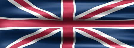 United Kingdom Flag - Symbol of a country photo