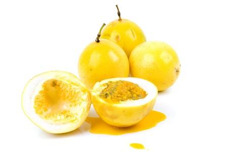 Organic Tropical Passion Fruit aka  Stock Photo - 4505505