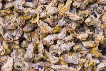 seafruit: Kind of Mussels aka Sururu - Mytella charruana -