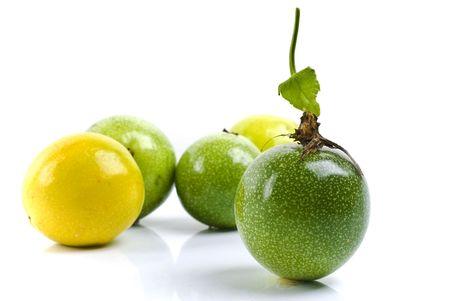 grenadilla: Maracuja - Passion Fruit.