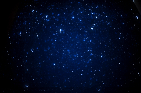 sky stars: Background of a Sky at night with full of stars  Stock Photo