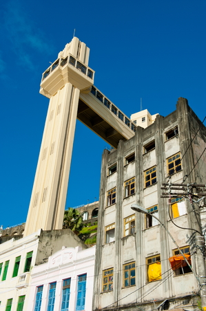 elevador: Lacerda Elevator, downtown, Salvador da  Bahia, Brazil
