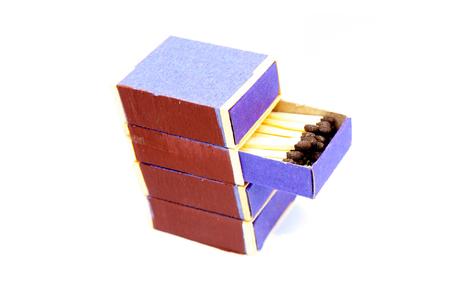 phosphorus: stack of phosphorus box .