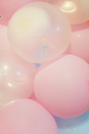 ballons: Soft Ballons Party Background .