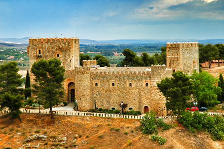toledo: Toledo country side of Spain Editorial