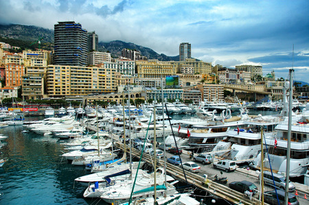 principality: Principality of Monaco mediterranean sea  near France Editorial