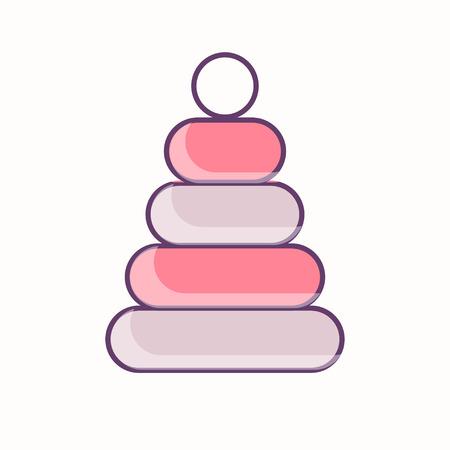 baby toy: Baby toy icon. Baby toy symbol.  Baby toy bottom. Baby toy  .  Baby toy emblem. Baby toy label. Baby toy badge.