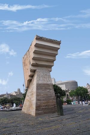 francesc: Monumento a Francesc Macia
