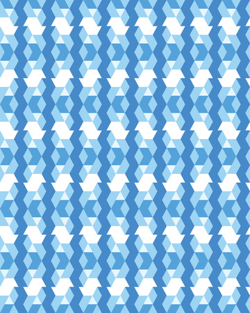 Seamless geometric polygons patterns, design for packaging, print, covers, wrapping, fabric, paper, interior
