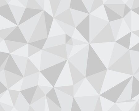 Polygonal mosaic abstract geometry