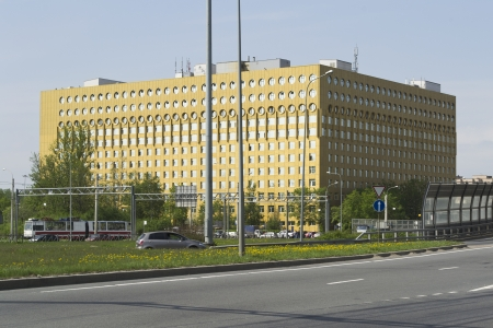 legion: Business centre of  Legion Of The North-West company in Saint-Petersburg, Russia