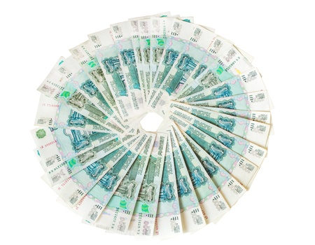 Abstraction of an endless flow of money