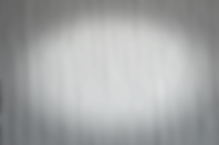elipse: centro de atención elipse en una pared gris borroso