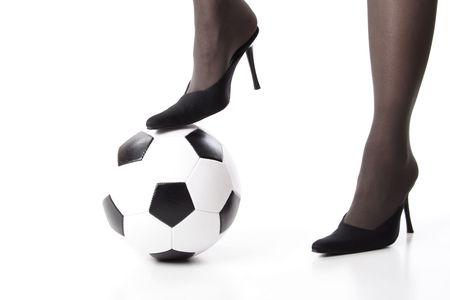 soccer legs photo