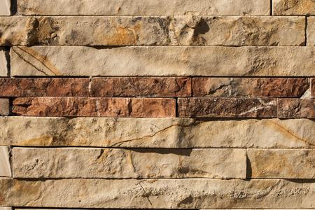 telhas de pedra natural para textura de fundo de paredes