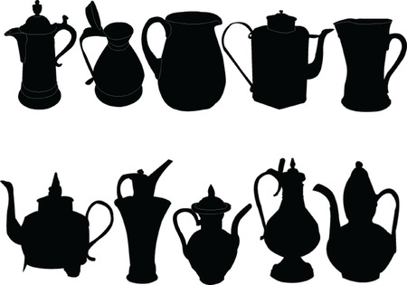 ewer: flagons collection
