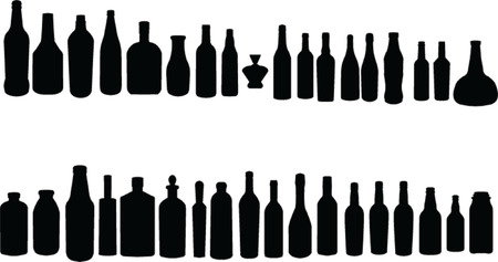 sugarbowl: bottles collection