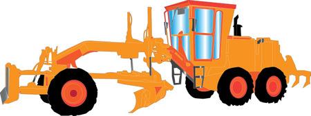 scraper - vector Stock Vector - 5146394