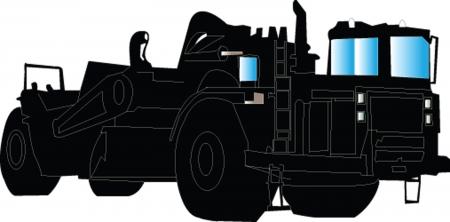 scraper: scraper Illustration