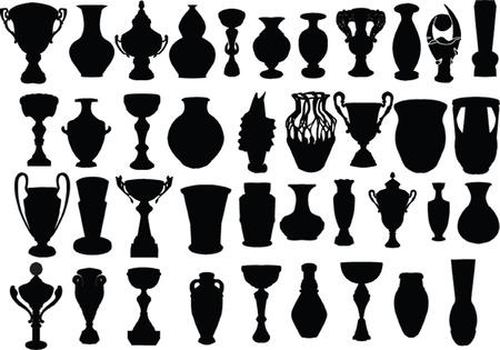 vases and cups collection