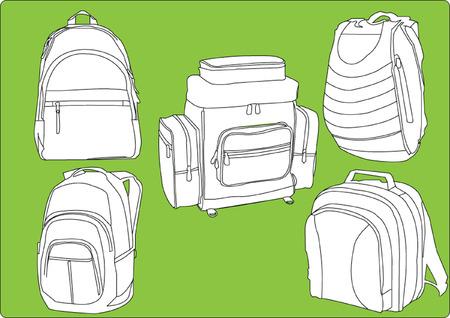 rucksacks: rucksacks collection