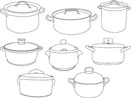 steam cooker: casseroles collection