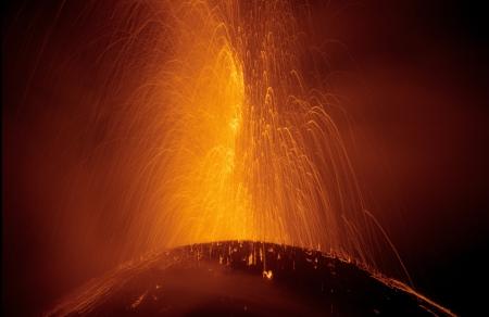 Pacaya Volcano eruption in Guatemala volcano photo