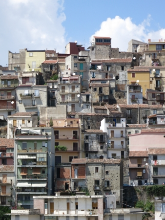 accommodation in Sicily Italy typical village in Sicily