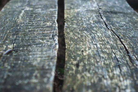 Natural Wood Texture background, Top View, rough table top made of old wood,