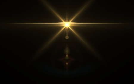 Abstract backgrounds lens flare lights