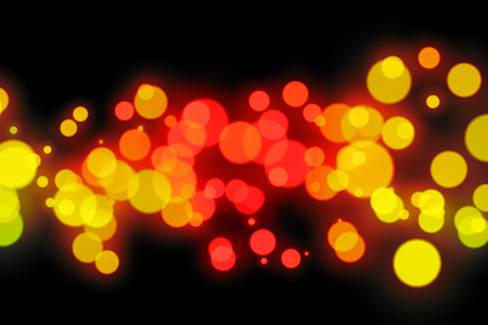 Abstract Light Bokeh Background.Abstract circular bokeh background
