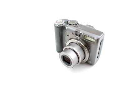 Digital camera Stock Photo - 4450898