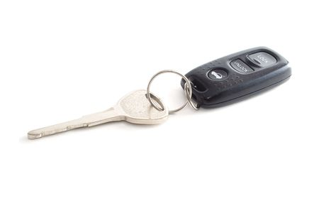 Car ignition key photo