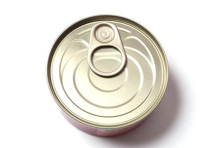 tinned: tinned goods Stock Photo