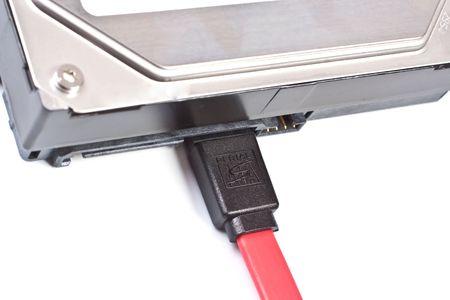 sata: SATA hard drive