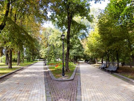 kiev: Khreshchatyi park, Kiev, Ukraine