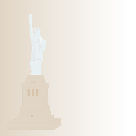 independently: statue of liberty