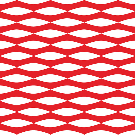 notch: pattern with red marks on a white background